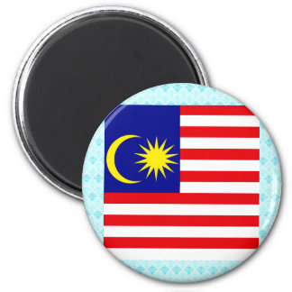 Malaysia High quality Flag Magnet