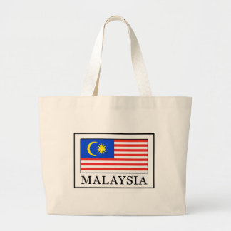 Malaysia Large Tote Bag