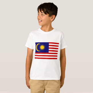 Malaysia National World Flag T-Shirt