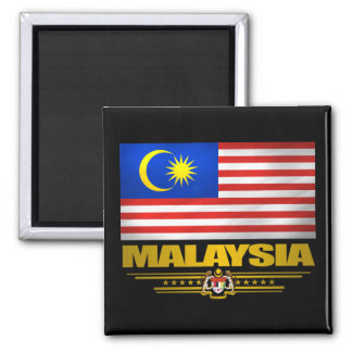 """Malaysia Pride"" Magnet"
