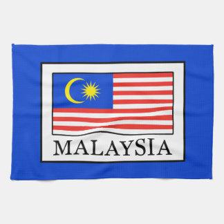 Malaysia Tea Towel