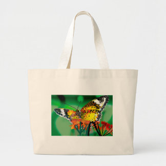 Malaysian Butterfly. Large Tote Bag