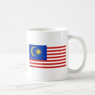 Malaysian flag coffee mug