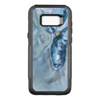 Malaysian Mother of Pearl OtterBox Commuter Samsung Galaxy S8+ Case