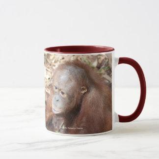 Malcolm Orangutan OFI Mug