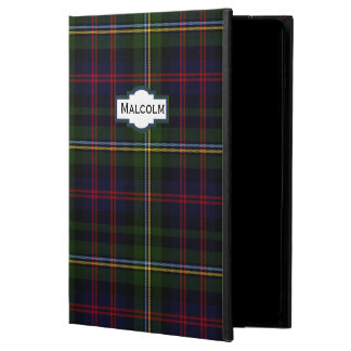 Malcolm Tartan Plaid Custom iPad Air 2 Case