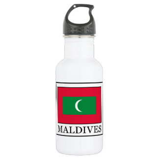 Maldives 532 Ml Water Bottle