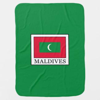Maldives Baby Blanket