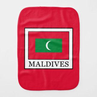 Maldives Burp Cloth