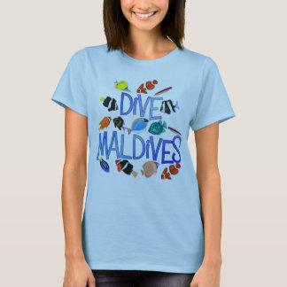 Maldives Dive Tshirt