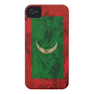 Maldives Flag iPhone 4 Case