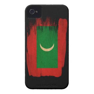 Maldives Flag iPhone 4 Cases