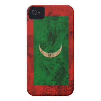 Maldives Flag iPhone 4 Covers