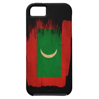Maldives Flag iPhone 5 Case