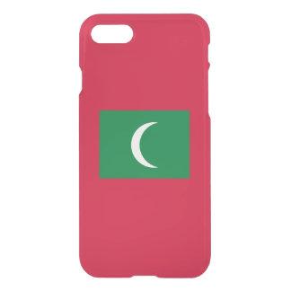 Maldives Flag iPhone 7 Case