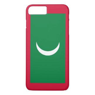 Maldives Flag iPhone 8 Plus/7 Plus Case