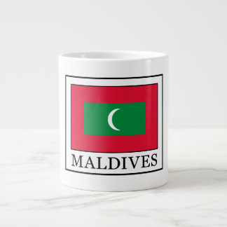 Maldives Large Coffee Mug