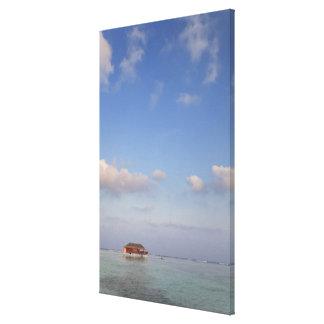 Maldives, Meemu Atoll, Medhufushi Island, luxury Canvas Prints