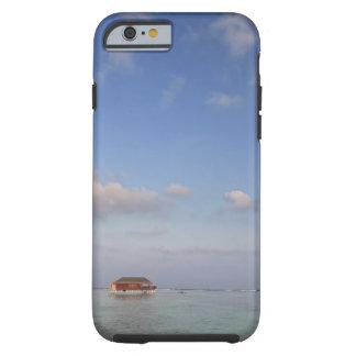 Maldives, Meemu Atoll, Medhufushi Island, luxury Tough iPhone 6 Case