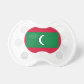 Maldives National World Flag Dummy