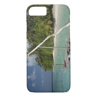 Maldives, North Male Atoll, Island of Kuda iPhone 7 Case