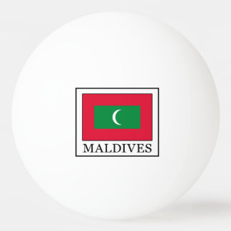 Maldives Ping Pong Ball