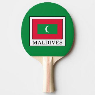 Maldives Ping Pong Paddle