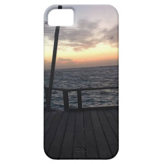 Maldives Sunset iPhone 5 Cover
