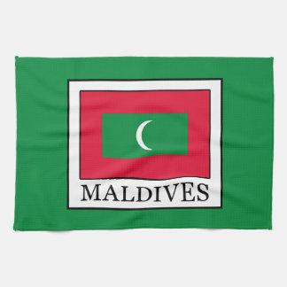 Maldives Tea Towel