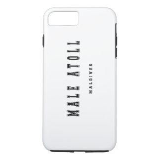 Male Atoll Maldives iPhone 7 Plus Case