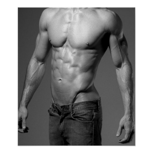 Male In Jeans Poster #77