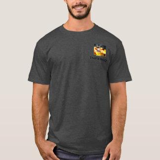 Male InfernoGamer318 Merchandise T-Shirt
