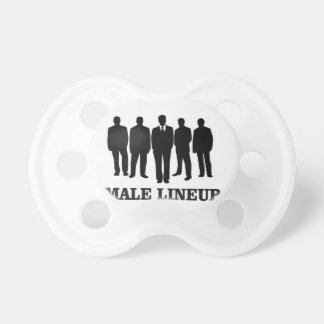 male lineup dummy