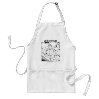 Male Lingerie Funny Gifts Tees & Collectibles Adult Apron