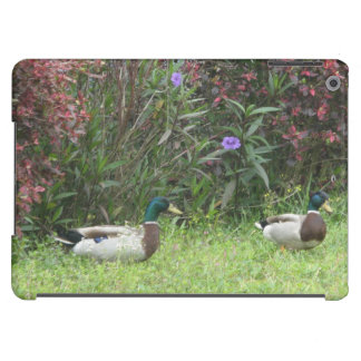Male Mallard Ducks Cover For iPad Air