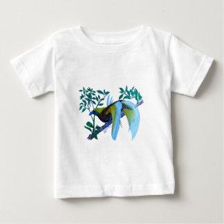 Male Paradise Bird Baby T-Shirt