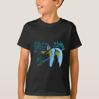 Male Paradise Bird T-Shirt