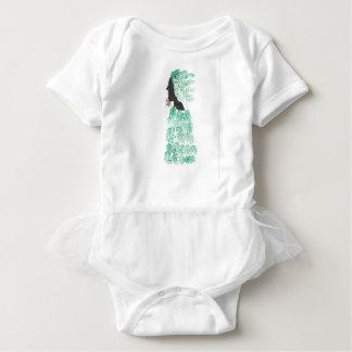 Male Pine Spirit Baby Bodysuit