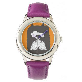 Male Tom Cat Customized Watch