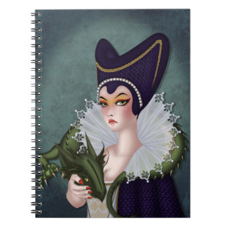 Maleficent Notebook