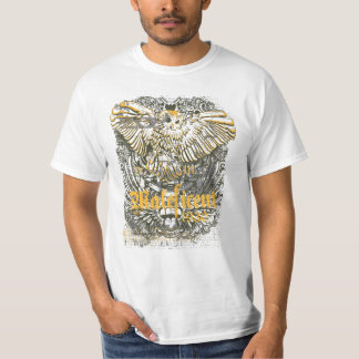 Maleficent Owl Grunge T-Shirt