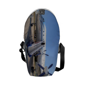 Malev Airlines Ilyushin IL-18 Courier Bags