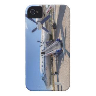 Malev Airlines Ilyushin IL-18 iPhone 4 Case-Mate Case