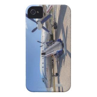 Malev Airlines Ilyushin IL-18 iPhone 4 Cover