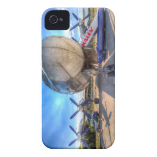 Malev Hungarian Airlines Ilyushin IL-18 iPhone 4 Case-Mate Cases