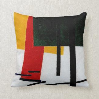 Malevich - Suprematism 1915 Cushion