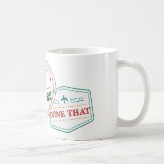 Mali Been There Done That Coffee Mug