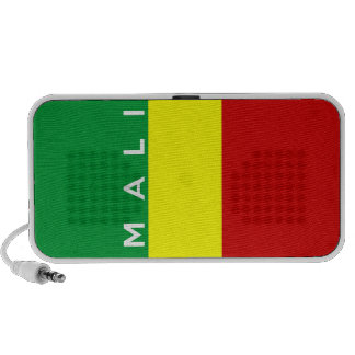 mali country flag symbol name text travel speaker