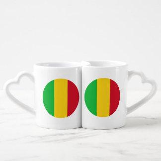 Mali Flag Coffee Mug Set