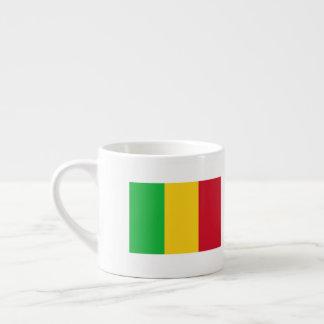 Mali Flag Espresso Cup
